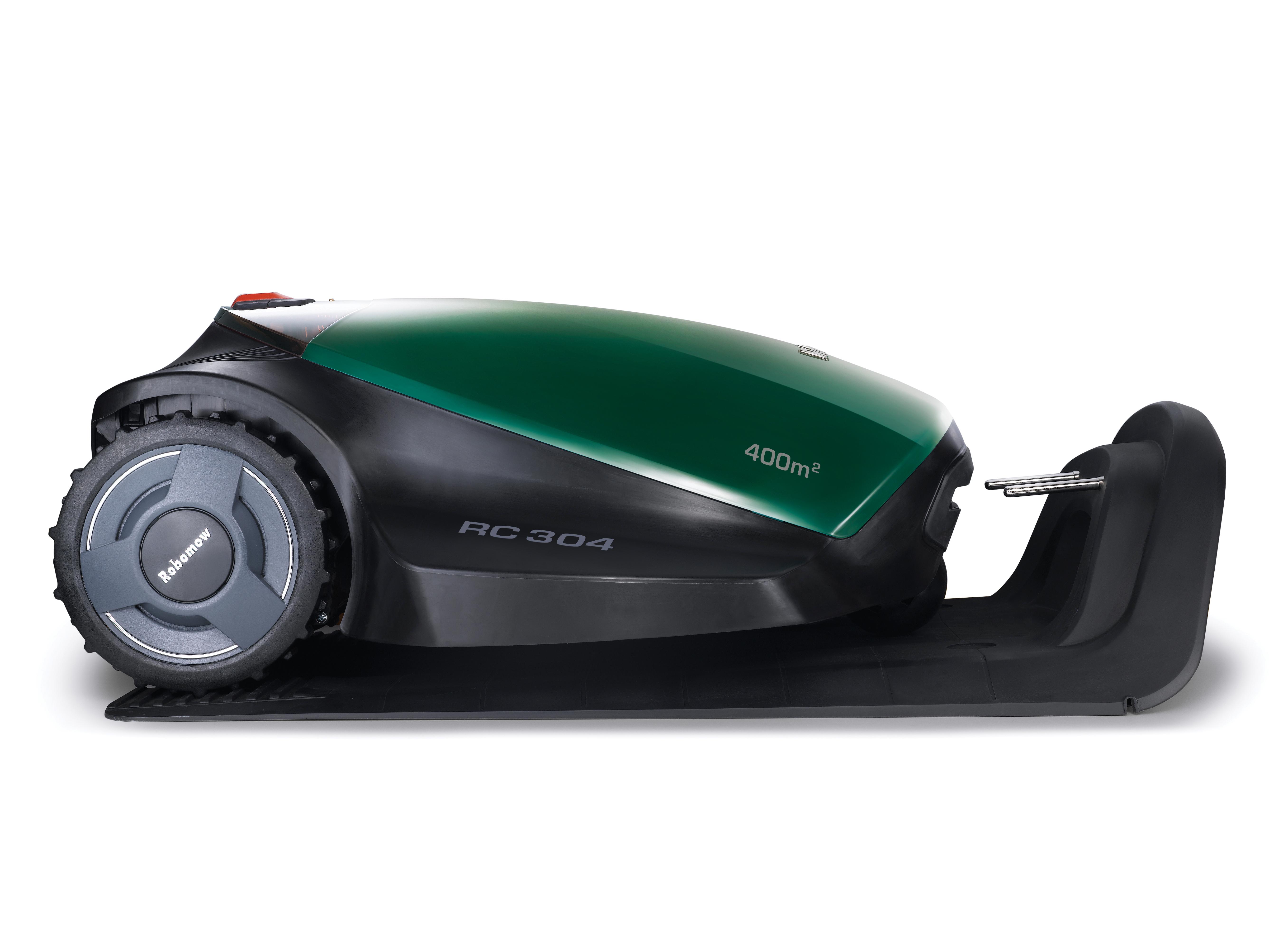 Robomow RC modellen tot 1200 m²