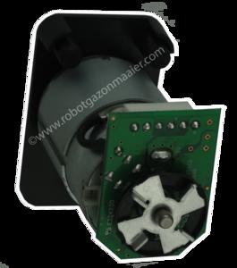 Robomow aandrijfmotor rechts